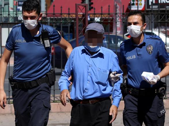 Kayseri'de öfkeli baba dehşet saçtı oğlunu öldürdü