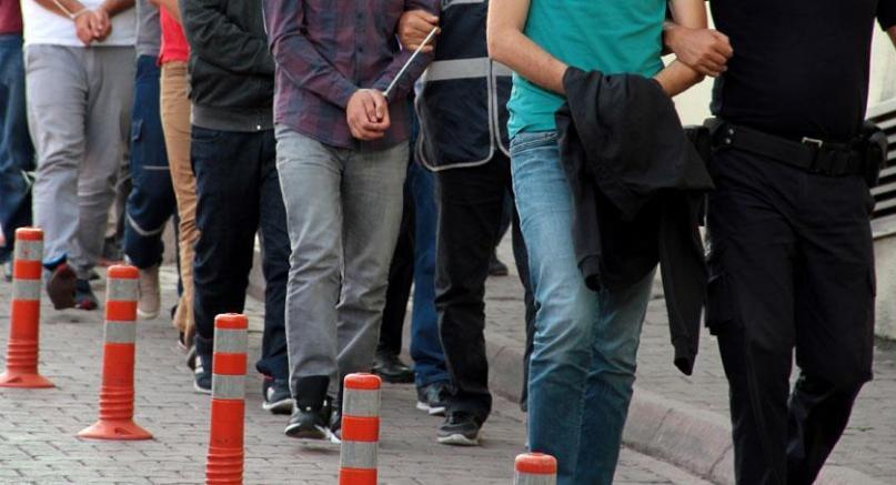 Kayseri'de organize suç örgütü operasyonunda 30 kişi gözaltına alındı