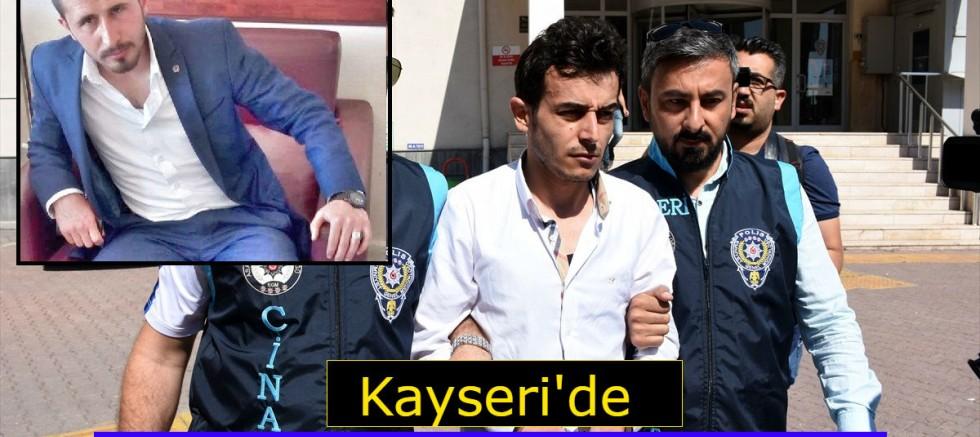 Kayseri'de Sanal ortaklık cinayetle bitti