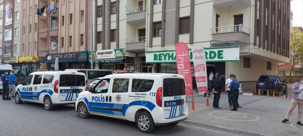 Kayseri'de silahla eşini yaralayan yaşlı adam intihar etti