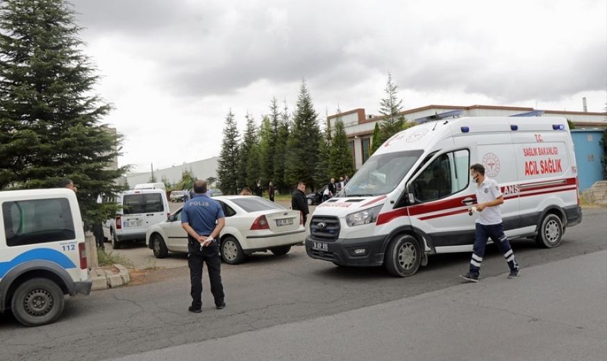 Kayseri'de silahlı kavgada 2 kişi tabancayla yaralandı