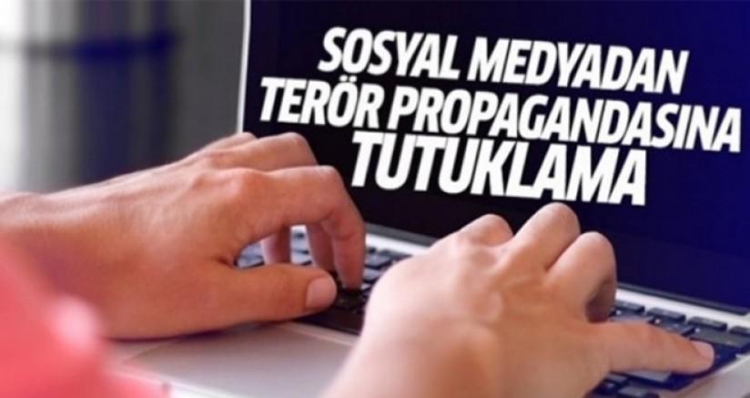 Kayseri'de sosyal medyada terör propagandası yapan  1 kişi gözaltına alındı