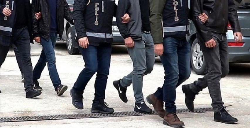 Kayseri'de Suriye' li  4 DEAŞ üyesi yakalandı