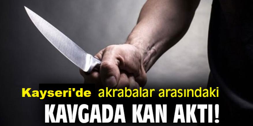 Kayseri'de tartıştığı akrabası tarafından silahla öldürüldü