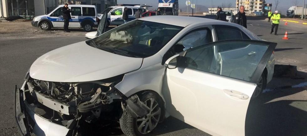 Kayseri'de trafik kazasında yaralanan asayiş şube müdürü yaşamını yitirdi