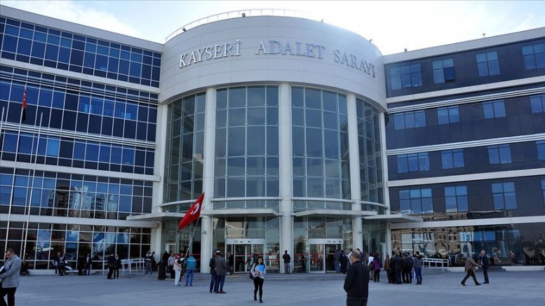 Kayseri'deki terör saldırısında firari sanıkların yargılandığı dava