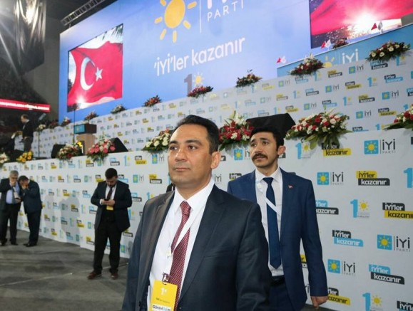 İYİ Parti Kayseri İl Başkan Yardımcısı Sebati ATAMAN: ''İYİ parti hareketi ve  mahalli seçimler ...