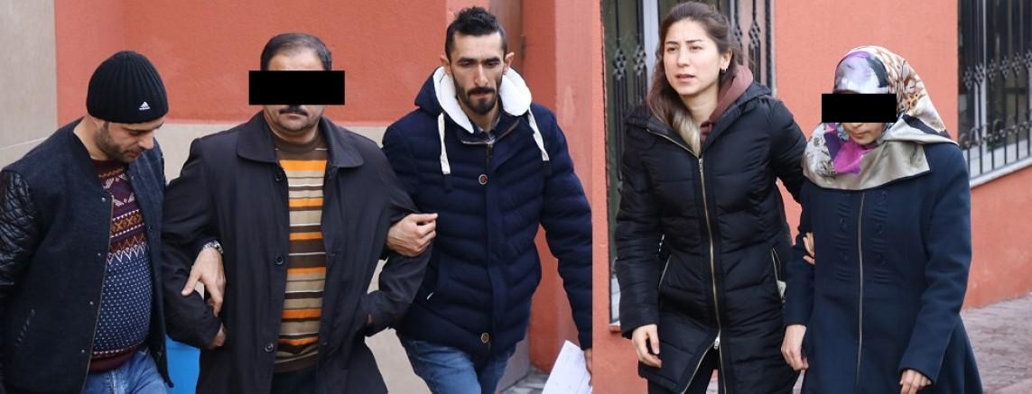 Kayseri merkezli FETÖ operasyonunda 8 şüpheli yakalandı