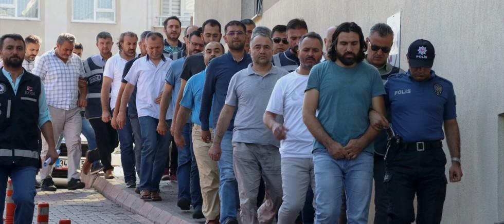 Kayseri merkezli FETÖ/PDY operasyonunda 13 tutuklama
