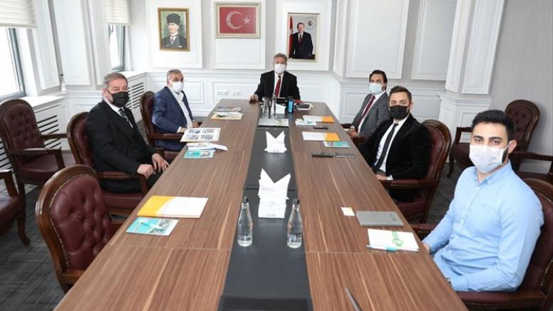 Kayseri Serbest Bölge'ye GES kurulması çalışmaları