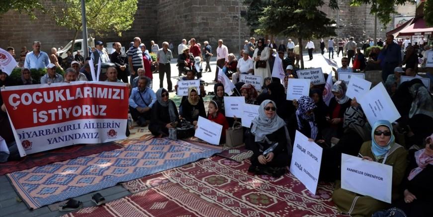 Kayserili annelerden Diyarbakır'daki annelere destek