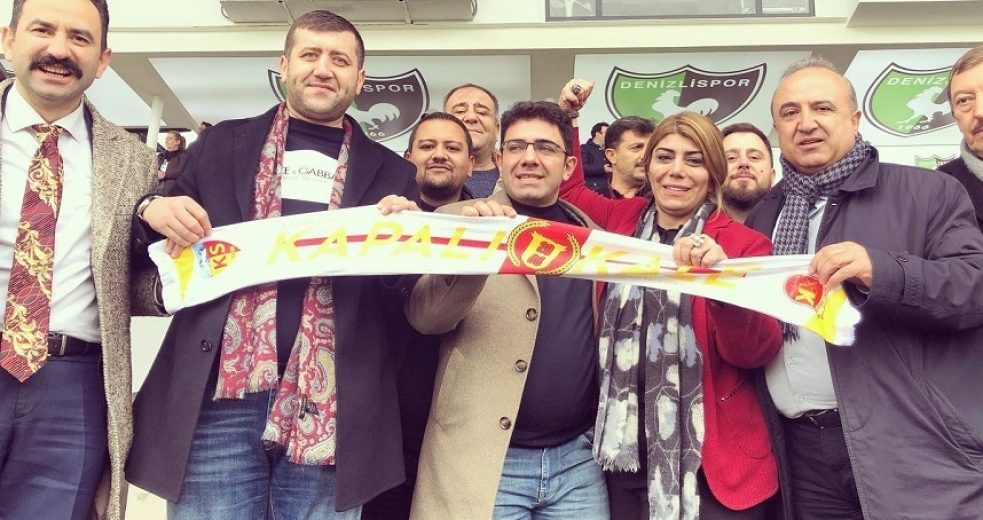 Kayserispor 7 maç sonra deplasmanda galibiyeti yakaladı