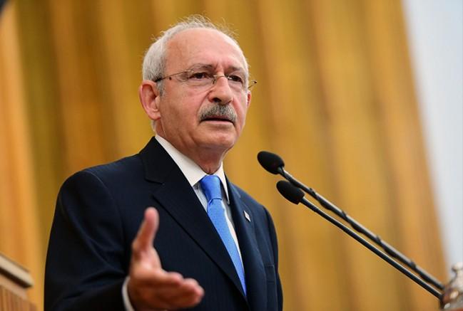 Kılıçdaroğlu :  Kayyum Demokrasiye indirilen darbedir