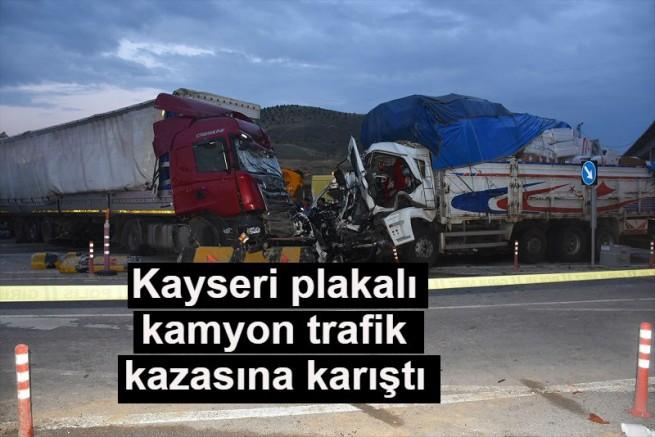Kırıkkale'de trafik kazası: 2 ölü, 16 yaralı