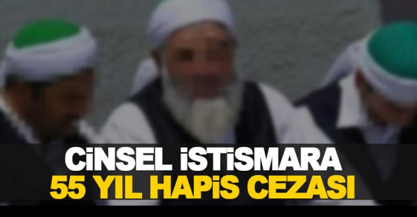 Konya'da 5 erkeğe cinsel istismara 55 yıl hapis cezası