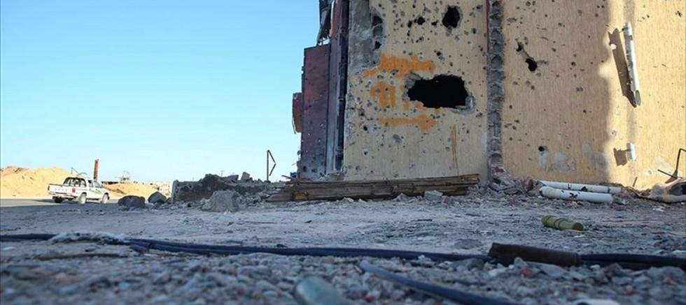 Libyalı taraflar kalıcı ateşkes için anlaşmaya vardı
