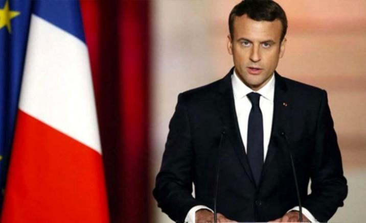 Macron, Türkiye ve Rusya'yı Afrika'da Fransa karşıtı kampanya yürütmekle suçladı