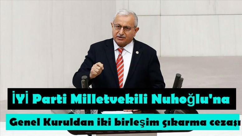 Meclis Başkanı Şentop'u FETÖ'cü olmakla itham etti Meclisten çıkarma cezası aldı