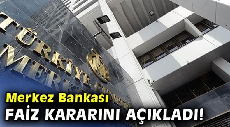Merkez Bankası rekor faiz arttırdı 15'e yükseltti