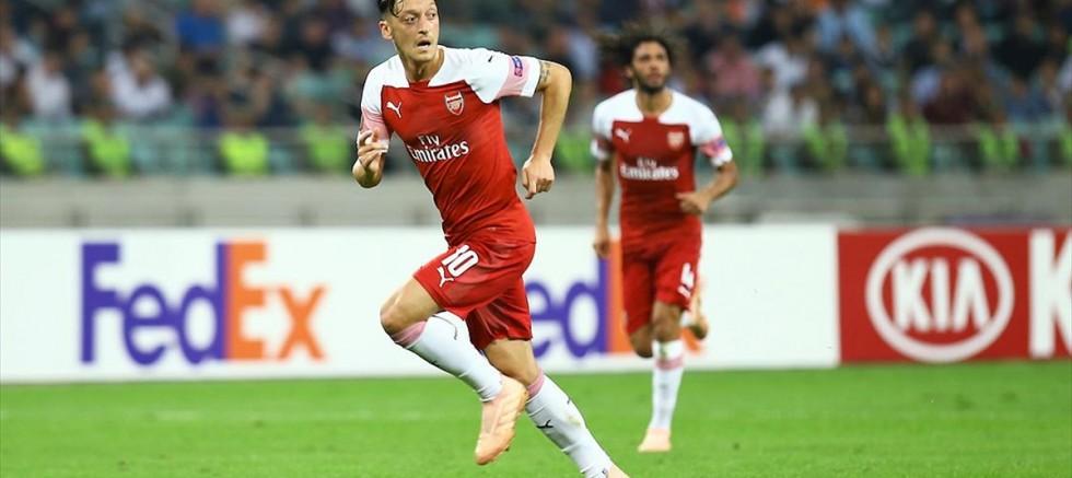 Mesut Özil : Bir rüya benim için de gerçekleşiyor