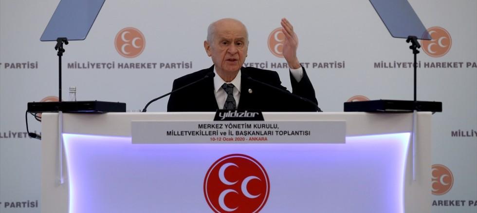 Türkiye'nin düzenlediği harekatlarla biçilen kefeni yırttı