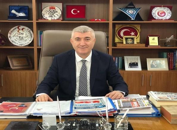 MHP Kayseri il Başkını Tok'tan Ramazan Bayramı Kutlaması