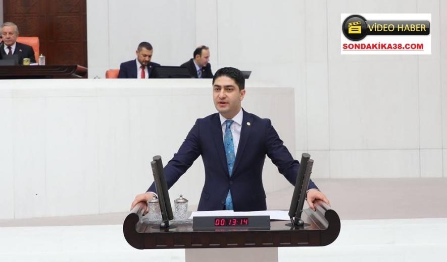 """MHP Kayseri Mv.Özdemir,""""Turizmde Kayseri ve Nevşehir ayrı düşünülemez"""""""