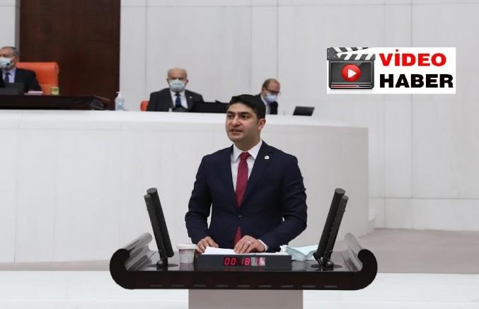 MHP'li Özdemir: Taş mutlaka kırılır, tunç elbette erir ama Türklük ebedidir