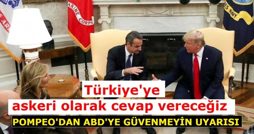 Miçotakis'ten Türkiye'ye küstah tehdit: Askeri olarak cevap vereceğiz