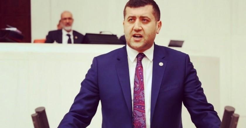 Milletvekili Ersoy istedi sulama kanalı için ödenek çıktı, Kayseri'li çifçilerin yüzü gülecek