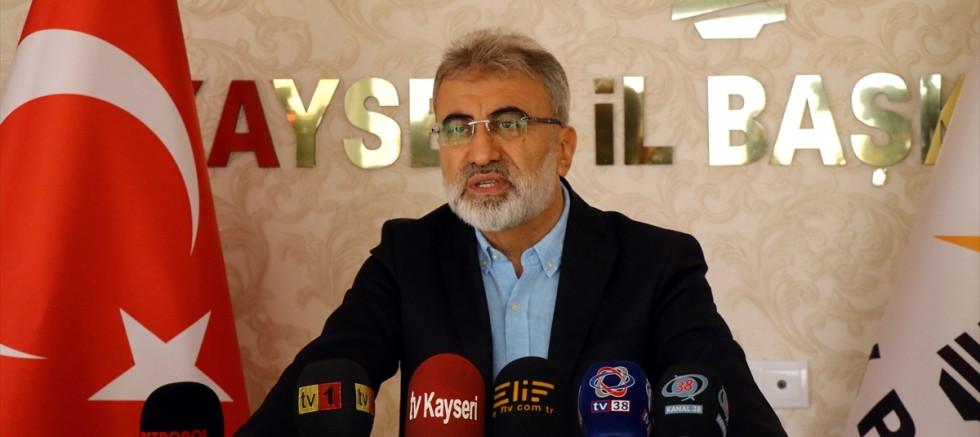 Milletvekili Taner Yıldız, gündeme dair açıklamalarda bulundu.