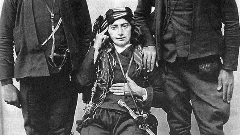 Milli Mücadele'nin kadın kahramanı: Kara Fatma
