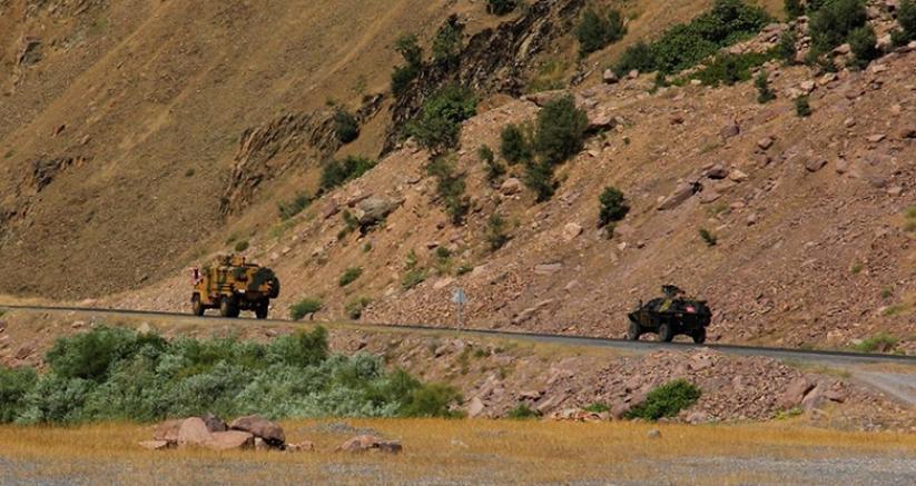 MSB: Pençe-Şimşek operasyon bölgesinde bir asker şehit oldu, bir asker yaralandı