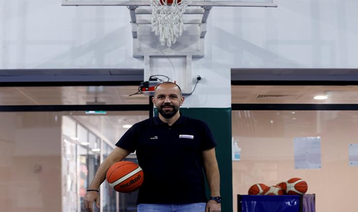 Nesibe Aydın Kadın Basketbol Takımı'nın ilk Avrupa heyecanı yarın başlıyor