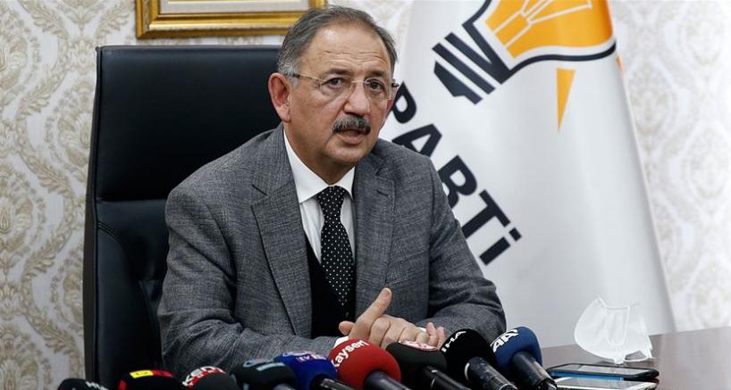 Özhaseki'den AK Partili belediyelere Kurban Bayramı genelgesi