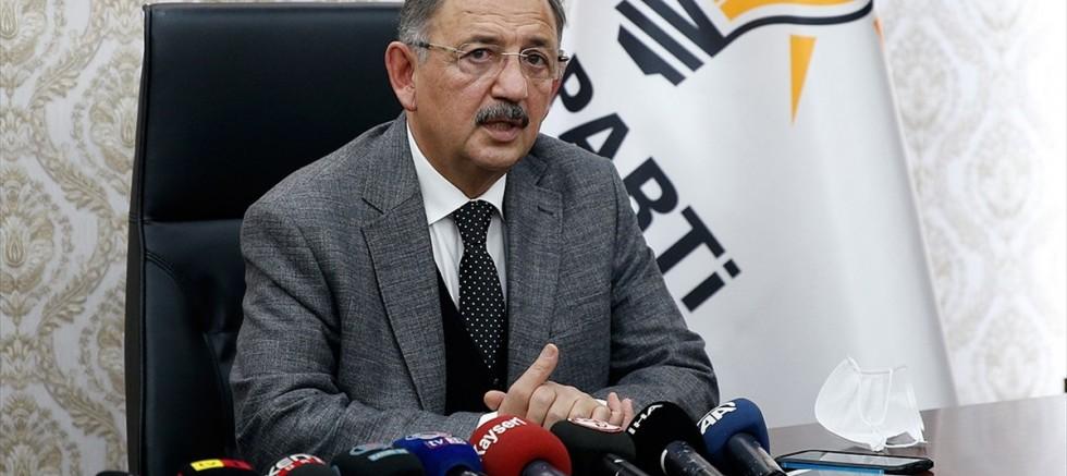 Özhaseki: Türkiye'deki muhalefet Biden'den ümitlendi çok sevindiler