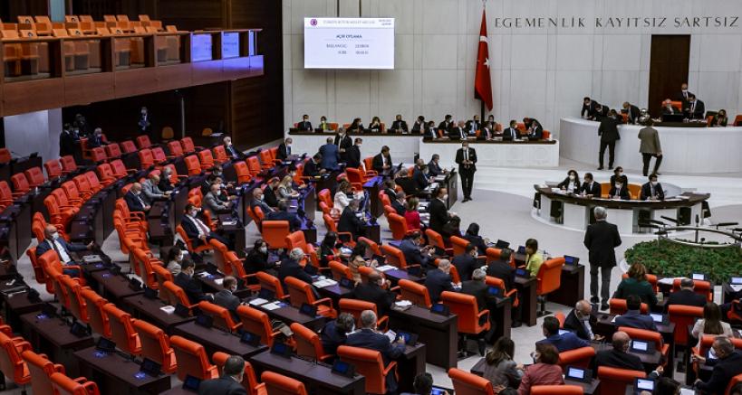 Paris Anlaşması, TBMM Genel Kurulunda kabul edildi