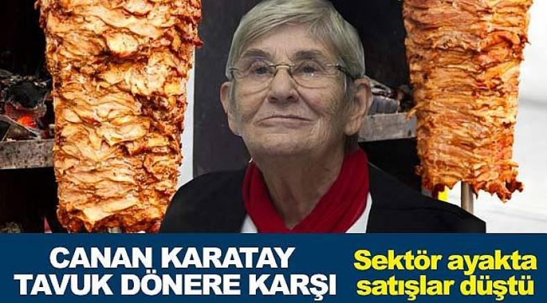 Prof. Dr.  Canan Karatay' a suç duyurusu