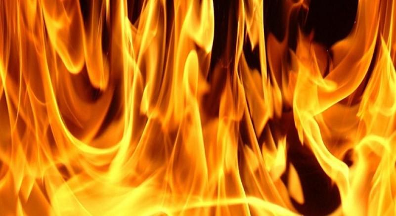 Psikolojik rahatsızlığı olduğu belirtilen kişi evini ateşe verdi