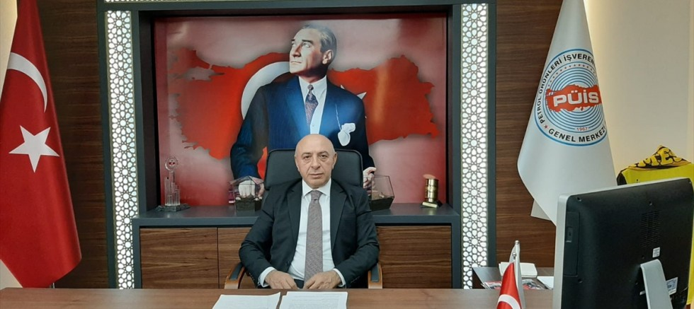 PÜİS Başkanı Okumuş: