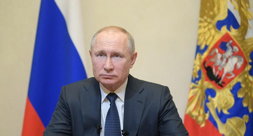 Putin: Ülkenin ekonomisi zor durumda