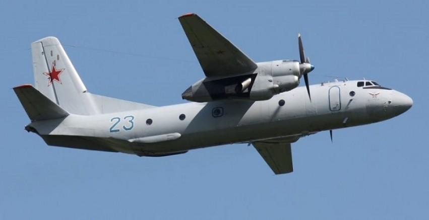 Rusya'da AN-26 tipi uçak 28 yolcuyla radardan kayboldu