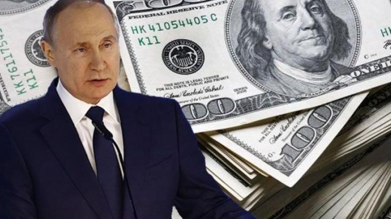 Rusya Devlet Başkanı Putin : 'ABD doları silah olarak kullanıyor