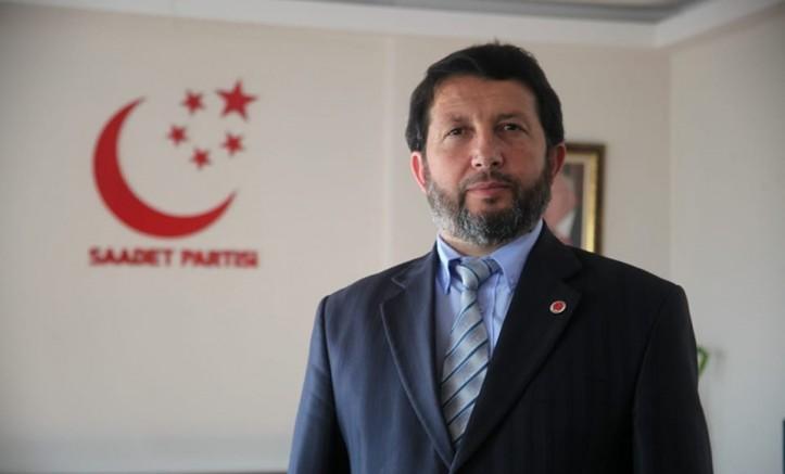 Saadet Partisi Kayseri il Başkanı Nuri Ürkündaş:''Ekonomi çıkmaza giriyor.''