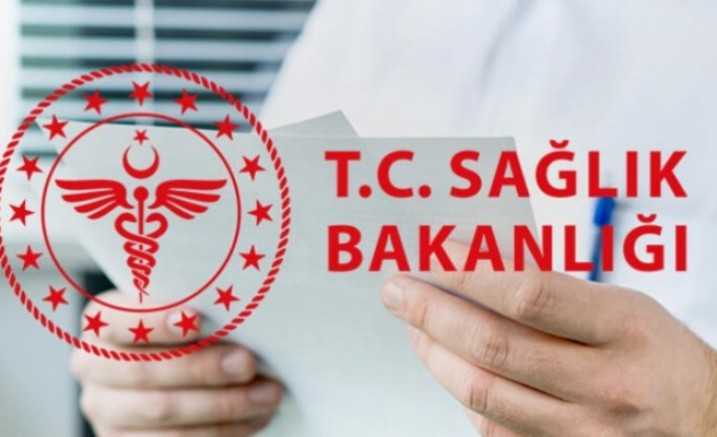 Sağlık Bakanlığı 8 bin 845 sözleşmeli sağlık personeli alacak