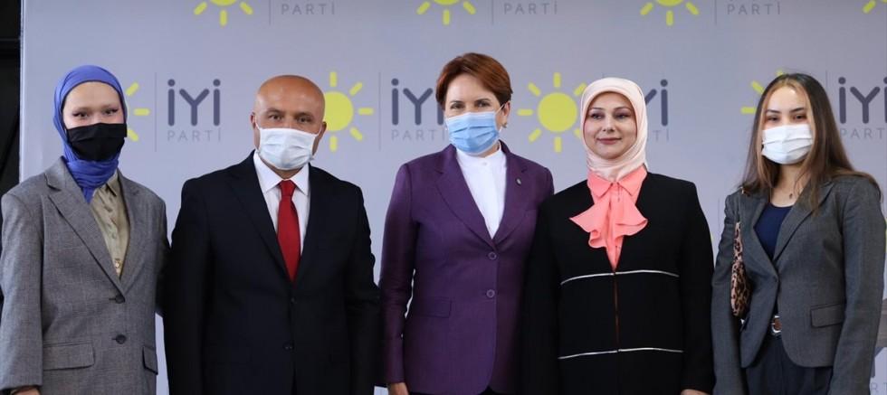 Samsun Bağımsız Milletvekili Erhan Usta İYİ Parti'ye katıldı