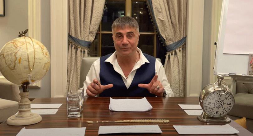 Sedat Peker: MİT operasyonuyla yakalandığım doğru değildir