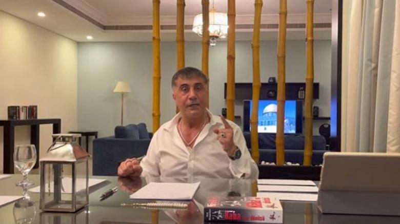 Sedat Peker: Yarın, birisiyle yaptığım telefon konuşmamı yayınlayacağım, konu Suriye silahları