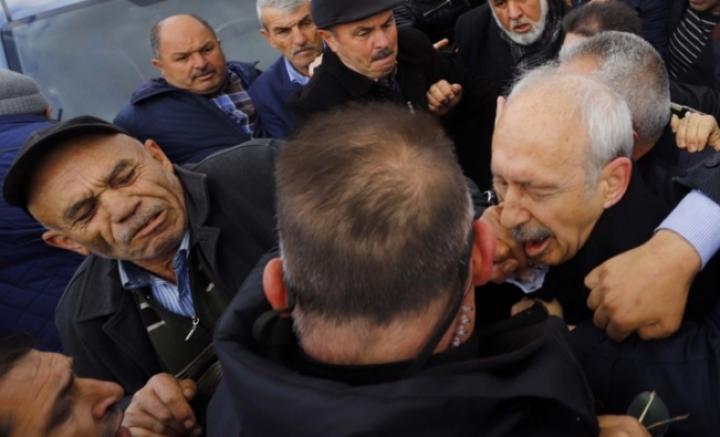Şehit cenazesinde CHP Genel Başkanı Kılıçdaroğlu'na yönelik saldırı davasına devam edildi