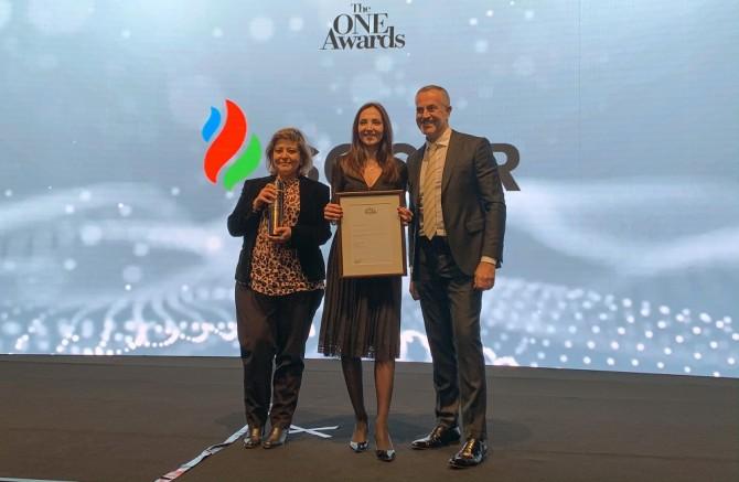 SOCAR Türkiye yılın en itibarlı enerji şirketi seçildi